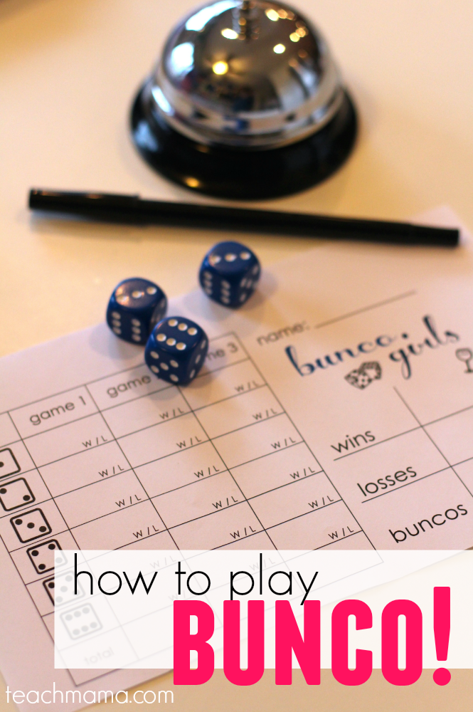 How To Play Bunco Super Fun Gno Everything You Need Know With Your Friends