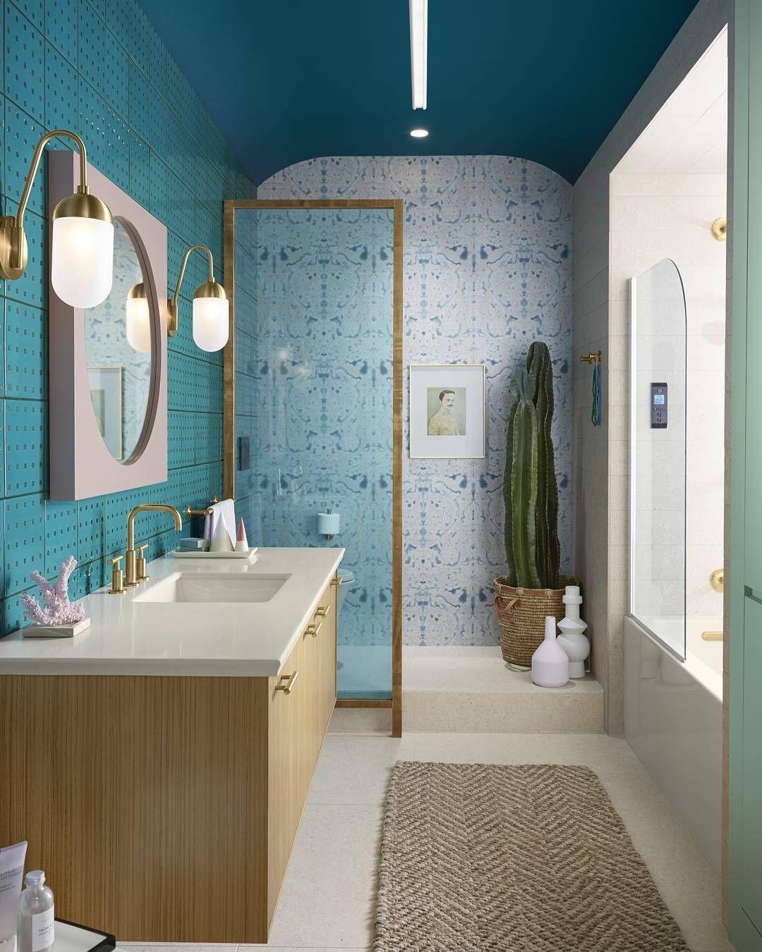 27 salles de bains presque trop belles pour être vraies on home inspirations this year the perfect dream bathrooms diy bathroom ideas id=56340
