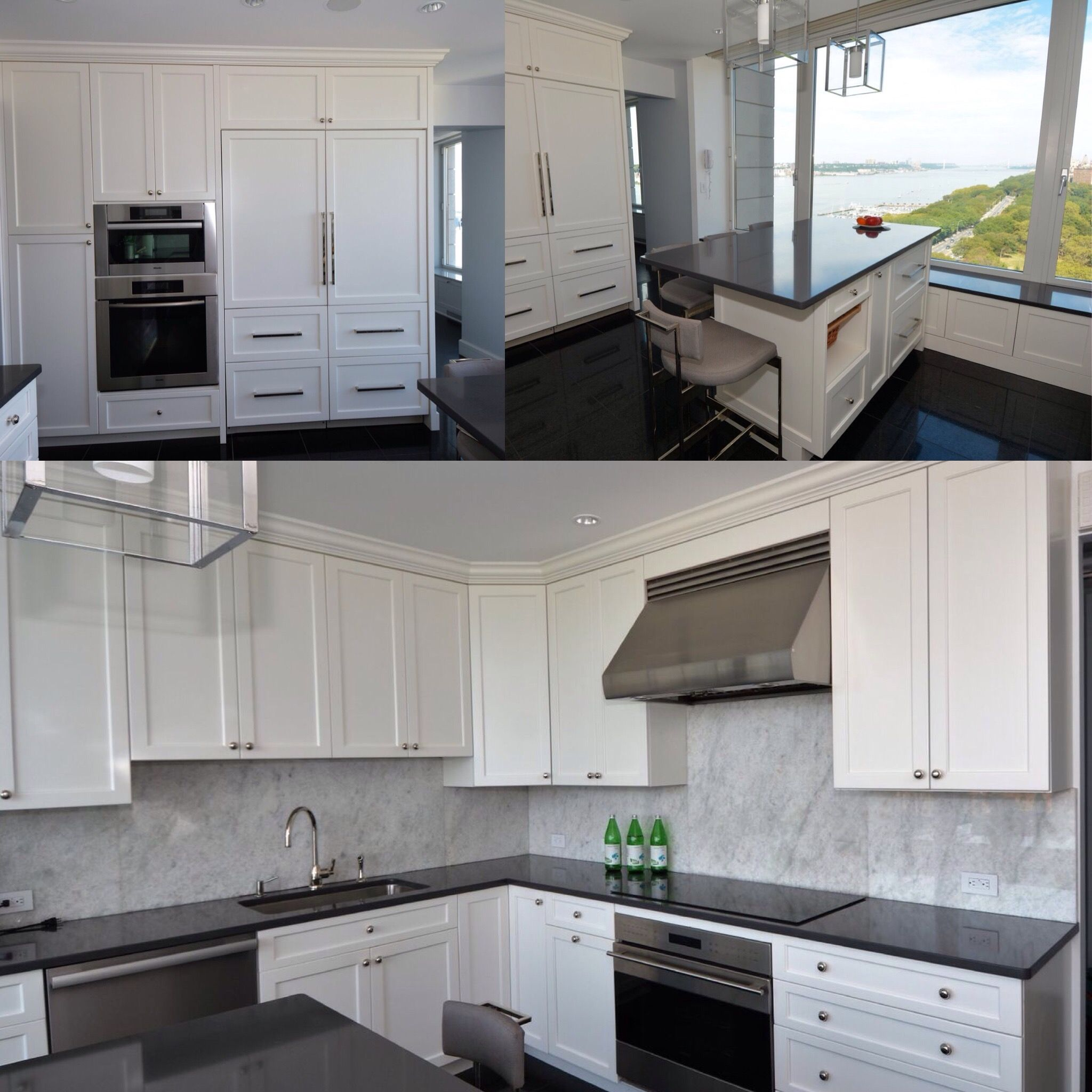 Here Is A Beautiful Kitchen Renovation Completed With The Help Of Majestic Kitchens Baths Designer Arthur Sleek Kitchen Design Sleek Kitchen Kitchen Remodel