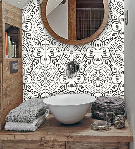Accent Wall Good Or Bad: Pin On Bathroom