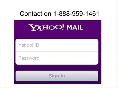 how to login into yahoo without phone number