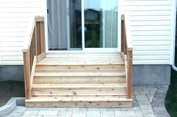 Back Door Steps Ideas Patio Step Designs Images About Stone On Front Design Curb Appeal Wooden D Patio Stairs Patio Steps Concrete Patio