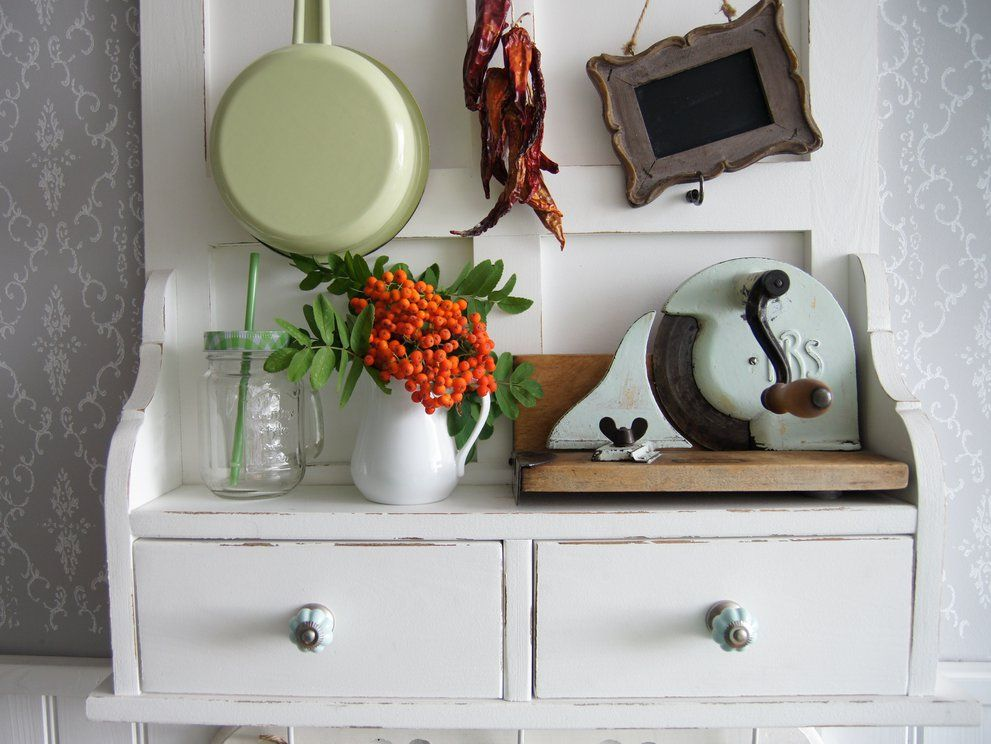 Wnętrza, Kuchnia w kolorach natury - Moja kuchnia jest najlepszym przykładem na to, jak w bardzo prosty sposób można zmienić wystrój wnętrza. Więcej na blogu...