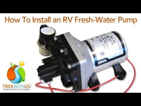 Everything You Need To Know About Rv Water Pumps A Buyer S Guide Water Plumbing Diy Rv Water Pressure Pump
