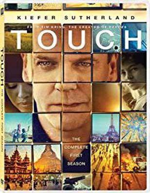 Touch: Season 1 - Kiefer Sutherland -DVD
