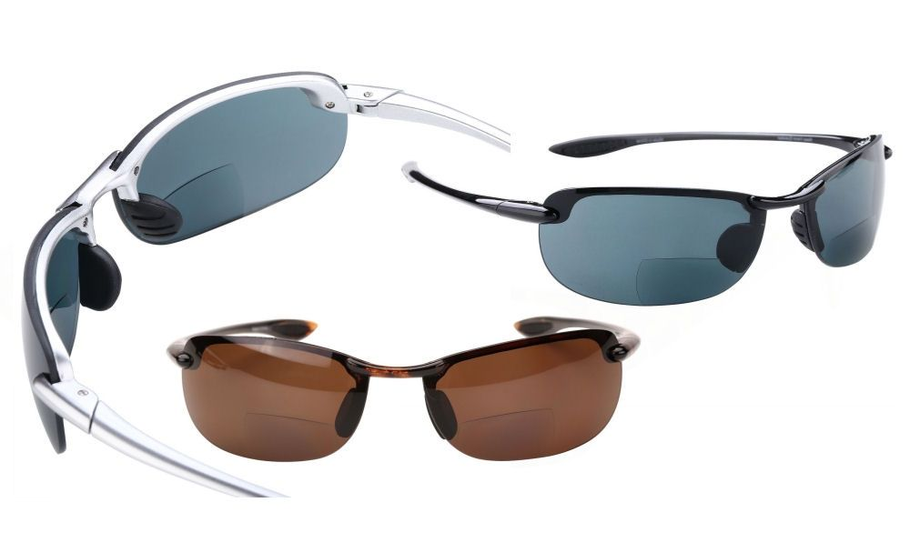 Dreamin maui polarized bifocal sunglasses are extremely