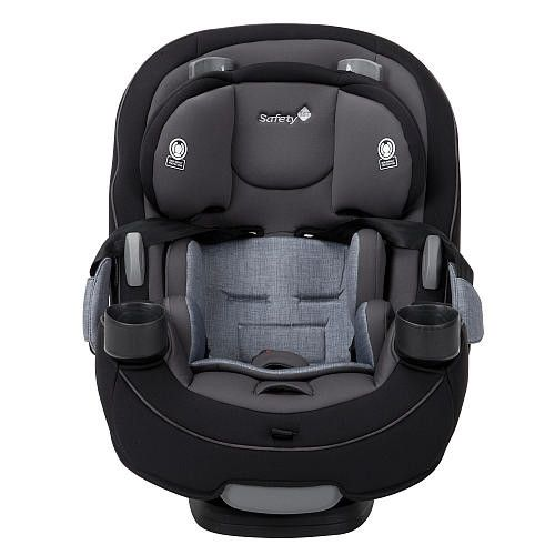 Get the car seat that's built to grow! From your first ride together coming home from the hospital to soccer car pools, the 3-in-1 Grow and Go Car Seat will giv