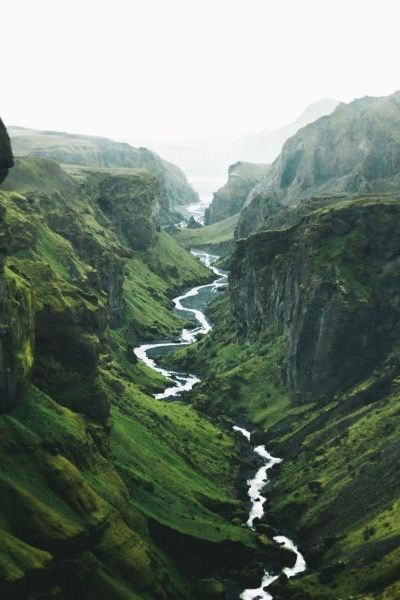"(Porsmork, Iceland) J.R.R. Tolkien drew on Icelandic vistas and Norse mythology when designing Middle Earth. HBO's television epic ""Game of Thrones"" films many of its most breathtaking scenes in Iceland. This increasingly-popular Nordic island has many stories to tell... 