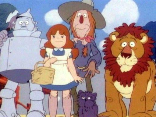 The Wonderful Wizard Of Oz Anime Wizard Of Oz Characters The Wonderful Wizard Of Oz Wizard Of Oz