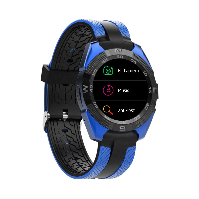 Bluetooth Smartwatch, 10.5mm UltraThin Dial, Heart rate
