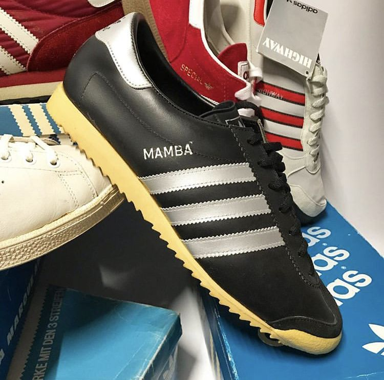 adidas Originals Mamba Retro trainers, Latest shoes