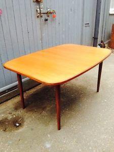1970s Danish Design Teak Gplan Dining Tablemid Century