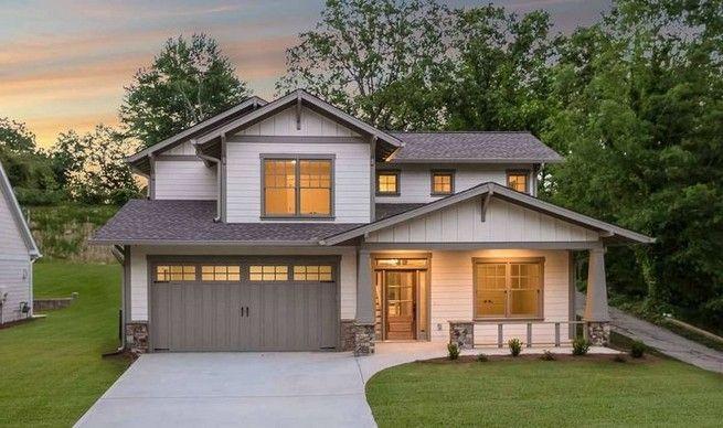 Best Craftsman House Design Dream Homes 32 Craftsman House 400 x 300