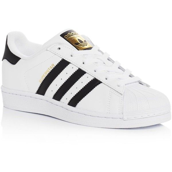 Adidas Womens Sneakers adidas Superstar Foundation J W shoes