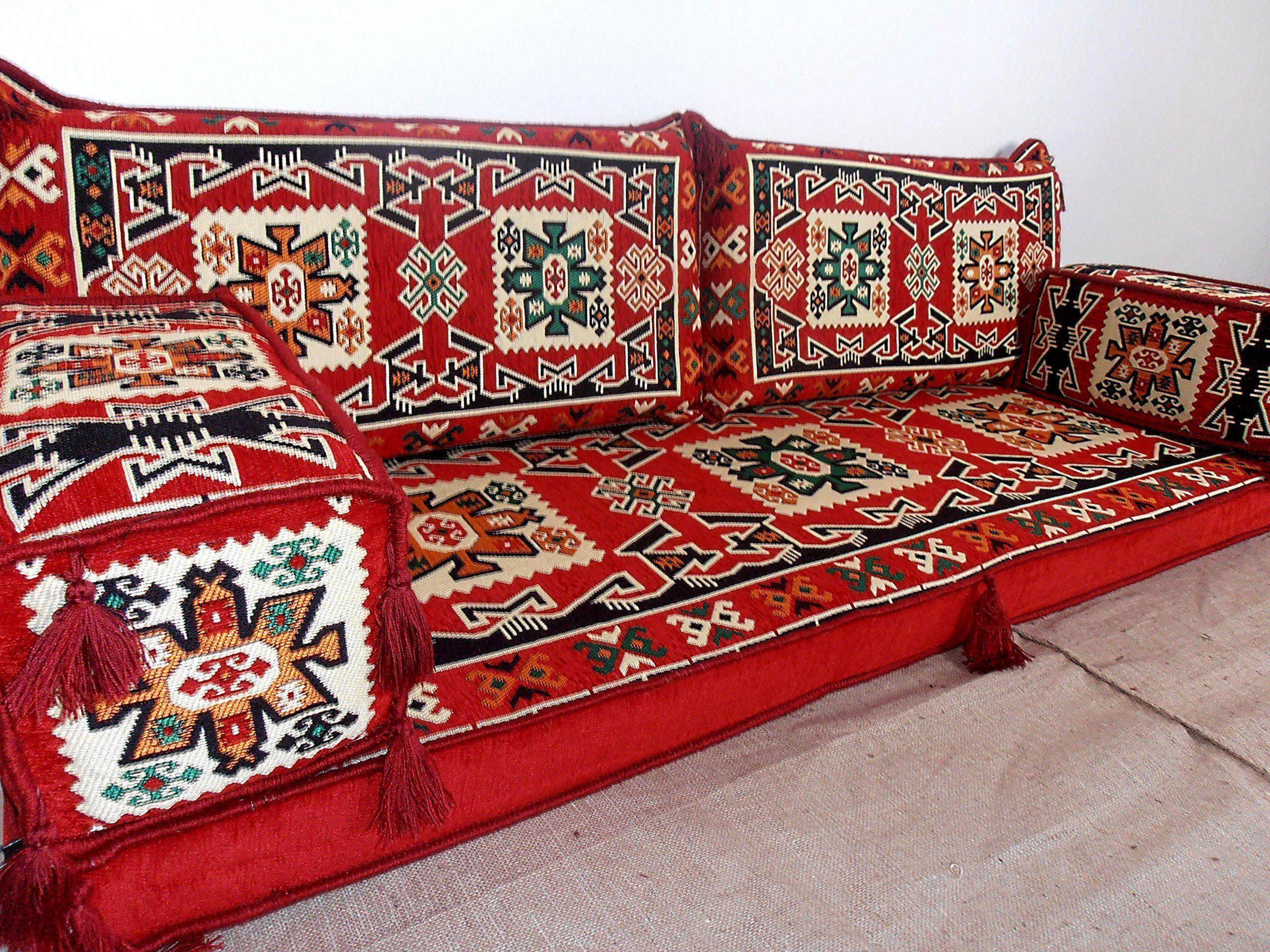 Arabic jalsaarabic majlishookah bar furnitureoriental seatingfloor couch