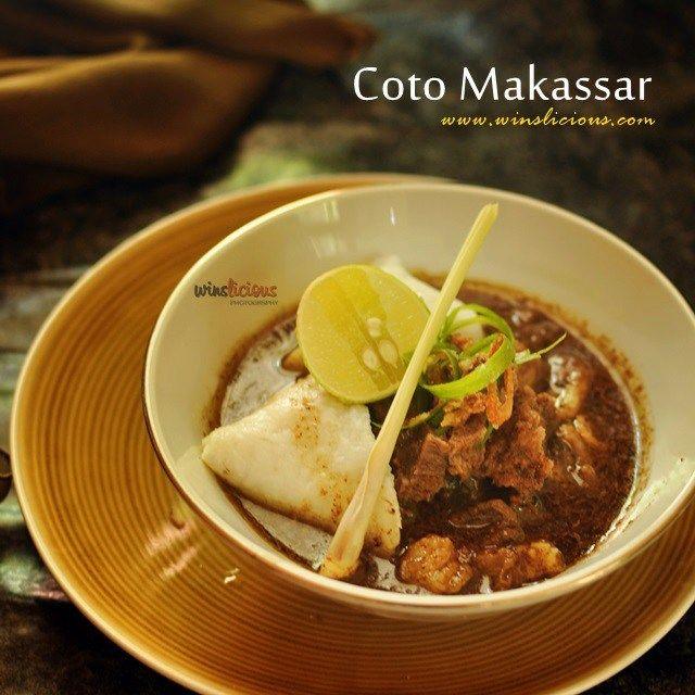 Resep Coto Makassar Resep Masakan Indonesia Resep Resep Masakan