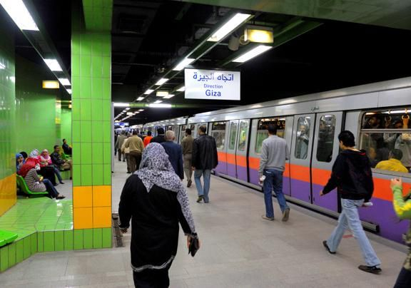 Every day, 3.5 million people in Cairo take one of the city's two metro lines. To improve service to the Egyptian capital, we are involved in building a third line which will allow a further 1.8 million to cross the city more easily when it is fully open in 2019.