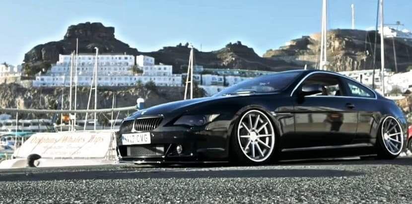 Bmw E63 M6 Black Bmw 650i Bmw M6