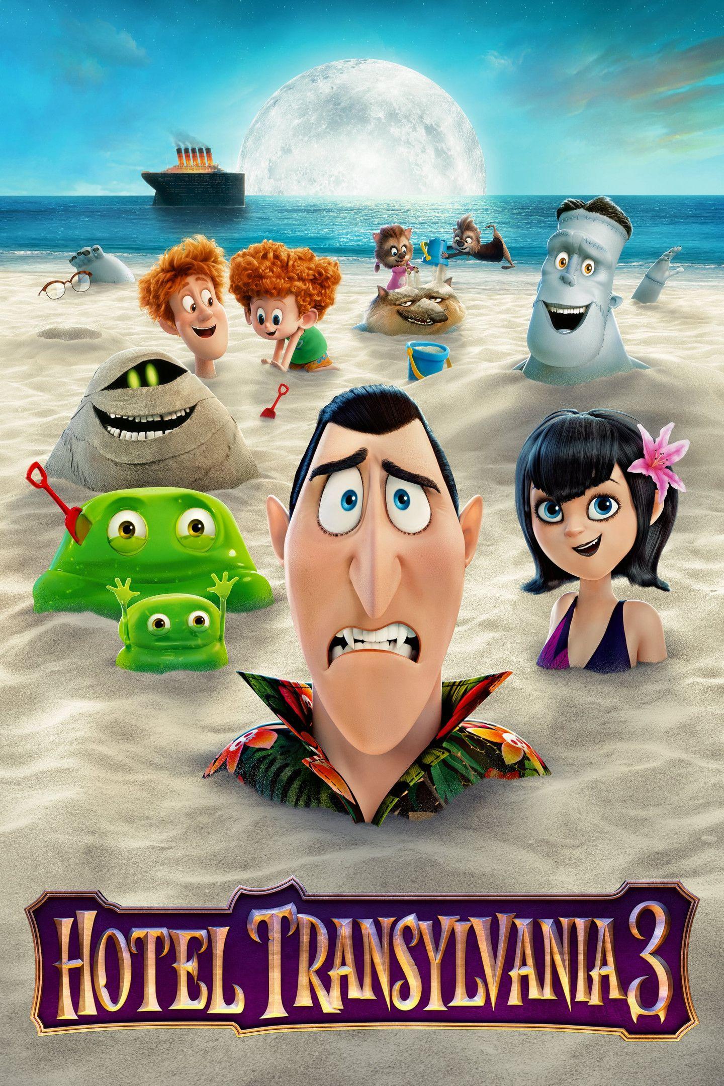 Hotel Transylvania 3 Summer Vacation Cinema Movies Flims Hotel Transylvania Film Ve Yeni Filmler