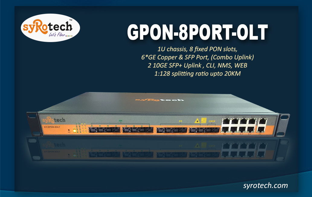 Gpon 8 Port Olt Buy Networking Equipment At Best Price Garten Also Find Here Related Product Comparison Networking Port Fiber Optic