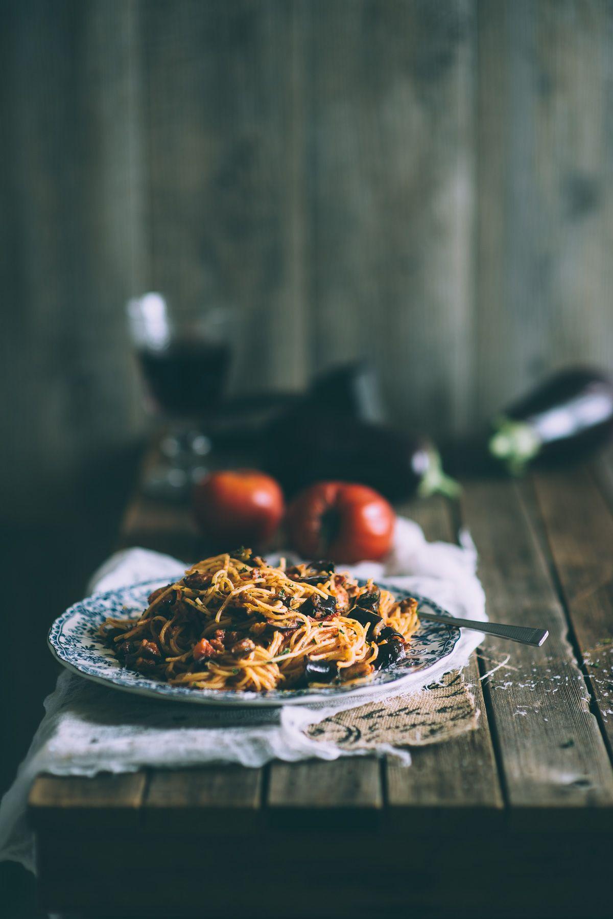 Pasta alla norma recipe pasta pasta dishes tomato