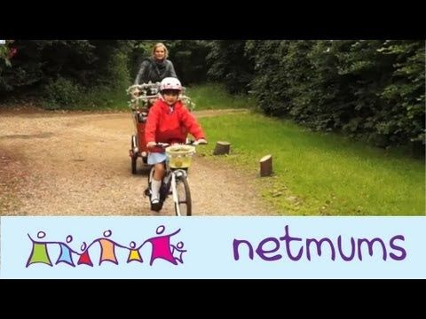How To Teach Your Child To Ride A Bike With Katy Hill