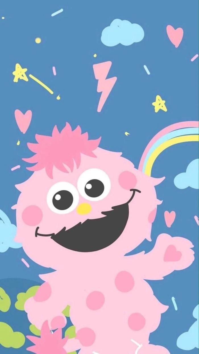 Art おしゃれまとめの人気アイデア Pinterest Pig Tram 可愛い壁紙 壁紙 かわいい エルモ