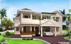 Modern House Plans For Narrow Lots With Two Storeys House Design With Bad Exterior House Paint Jo In 2020 Best Modern House Design Row House Design Kerala House Design