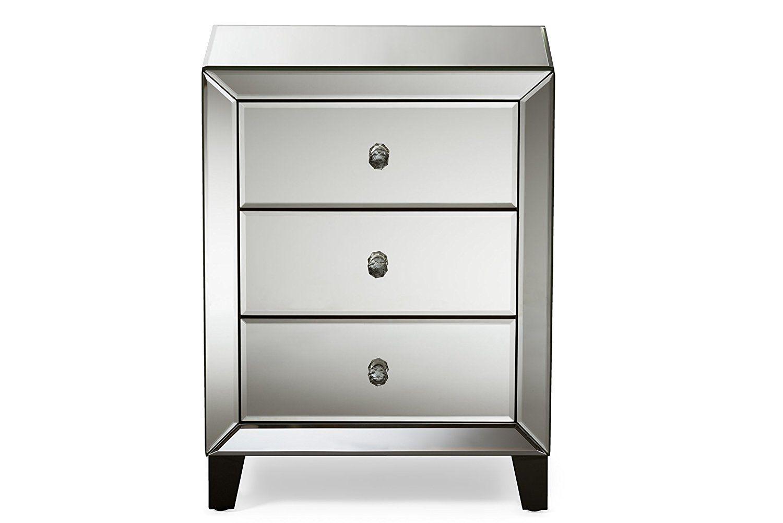 Mirrored 6 Drawer Dresser West Elm 56x18x35 Mirrored Dresser