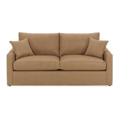 Brayden Studio Ardencroft Sleeper Sofa With Innerspring Mattress Upholstery Color Navy Type