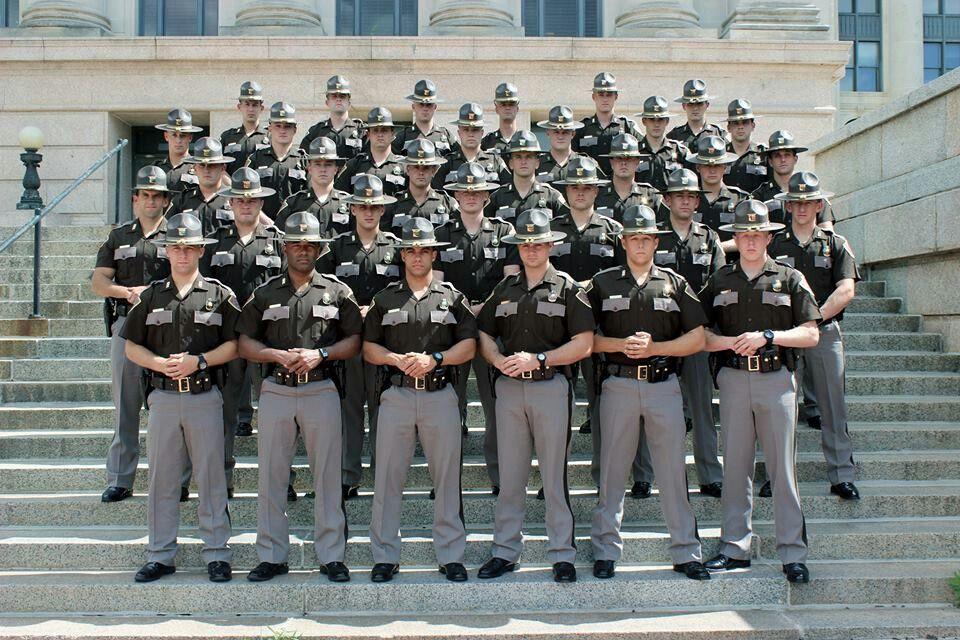 62nd oklahoma highway patrol academy grads 2014 state