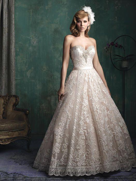 Allure Bridals Couture C349 Bridal Elegant Xpressions Sioux Falls South Dakota Sherri Hill