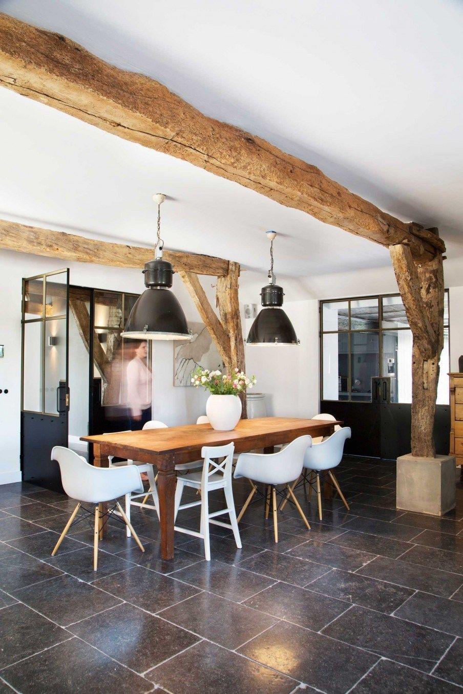 Attractive Retour Aux Sources Dans La Ferme Rénovée   PLANETE DECO A Homes World