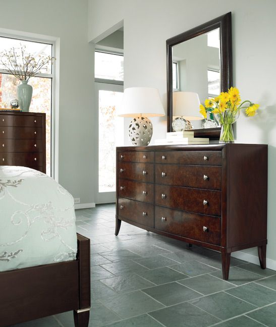 From The Thomasville U0027Spellboundu0027 Collection Bedroom   Www.interiors  Furniture.com