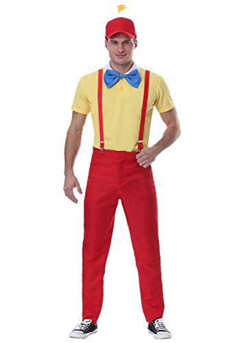 ALICE IN WONDERLAND Tweedle Dee /&Tweedle Dum  Fancy Dress Costumes Set  ALL AGES