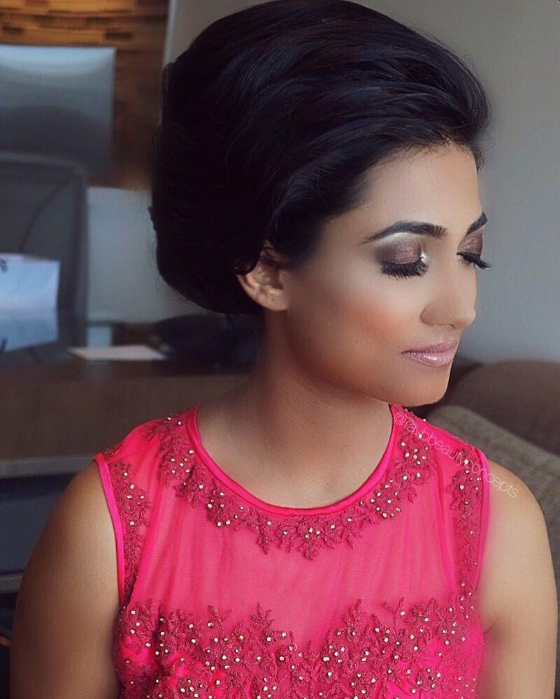 Www Ravbbeauty Com Bridal Makeup Bridal Hair Bridal Hairstyle Bridal Bun Wedding Makeup Wed Indian Bridal Hairstyles Indian Bridal Makeup Bridal Makeup