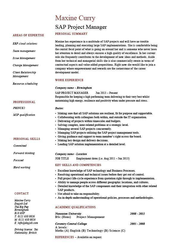 resume examples job descriptions  descriptions  examples