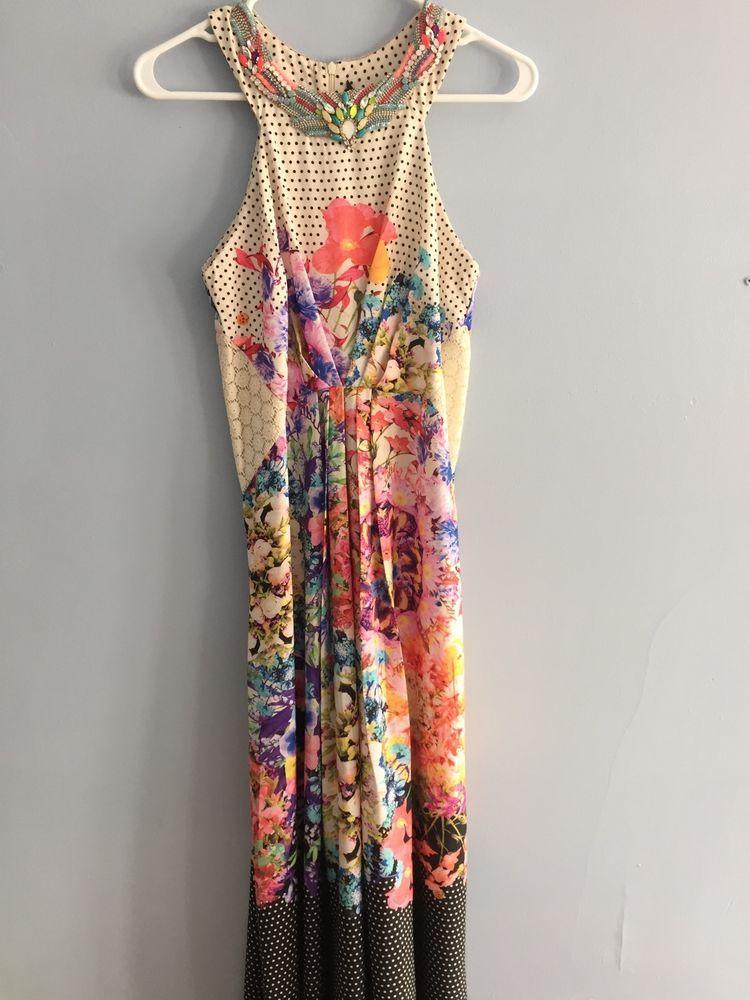 98fc743c26ac Anthropologie Arnala Maxi Dress By Ranna Gill $228 #Anthropologie #Maxi