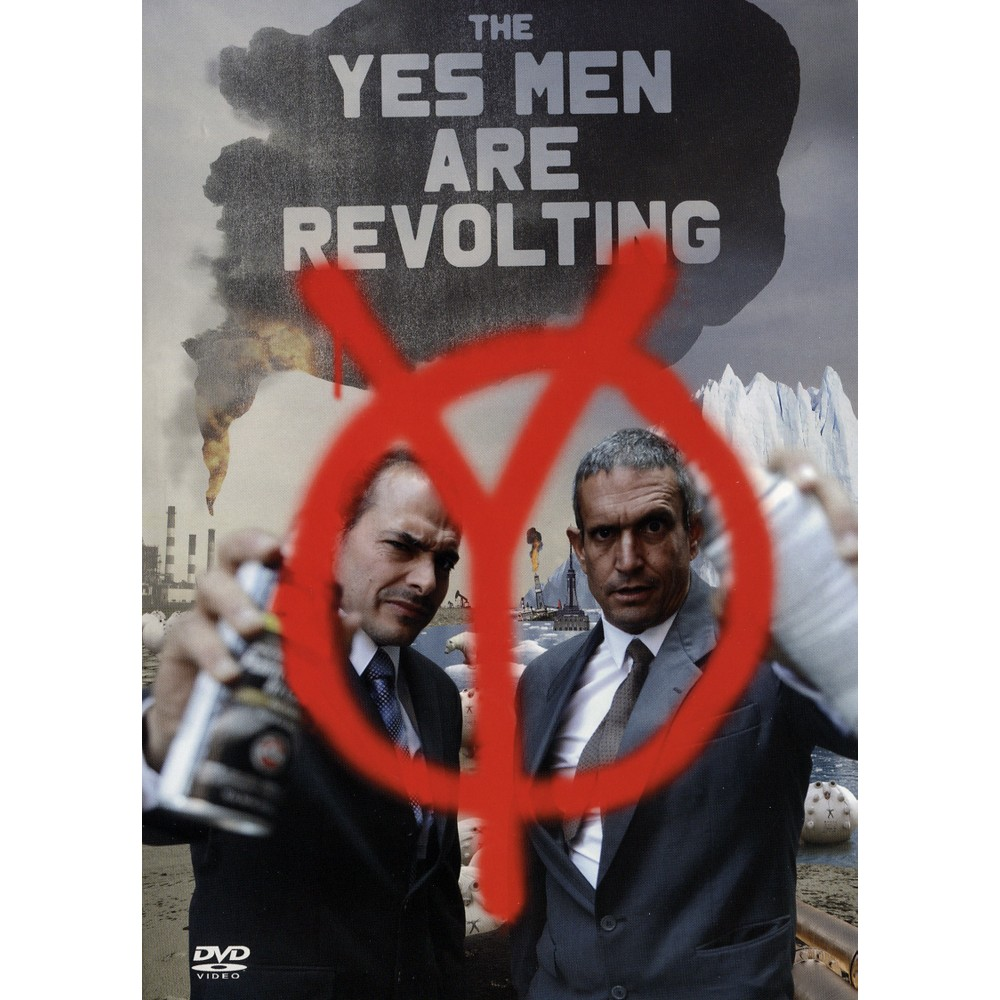 The Yes Men Are Revolting (dvd_video)