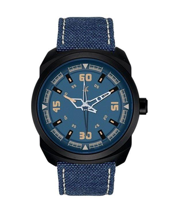 1a946b643 Fastrack OTS Explorer 9463AL07 Analog Blue Dial Men s Watch