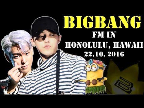 161026디오비 dob 뱅뱅뱅 빅뱅 BIGBANG BANG BANG BANG - YouTube
