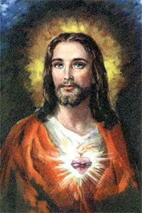 pan jezus z otwartym sercem - Szukaj w Google [www.google.es]
