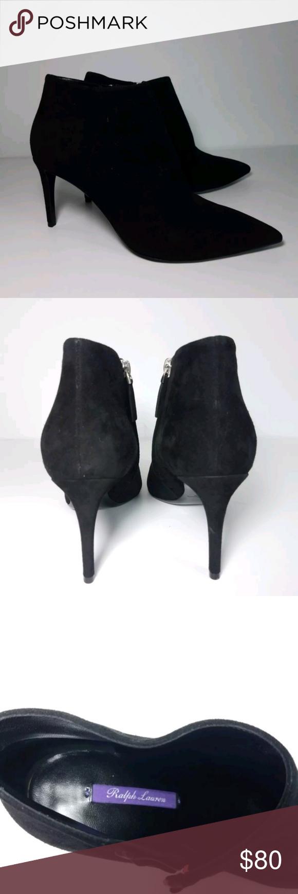 , Ralph Lauren Purple Label Suede Heel Booties Very stylish and comfortable. Worn only once outdoors  Made in Italy  Heel height : 3″-3.5″ Ralph Lauren …, Anja Rubik Blog, Anja Rubik Blog