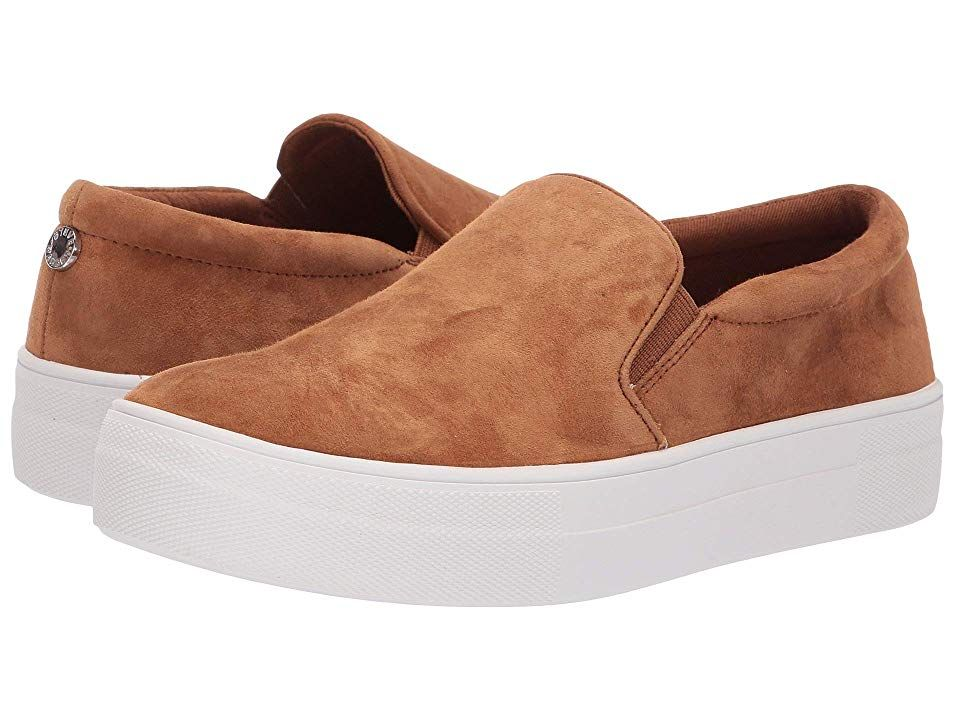 f751f5bff7f Steve Madden Gills Sneaker Women's Shoes Chestnut Suede in 2019 ...
