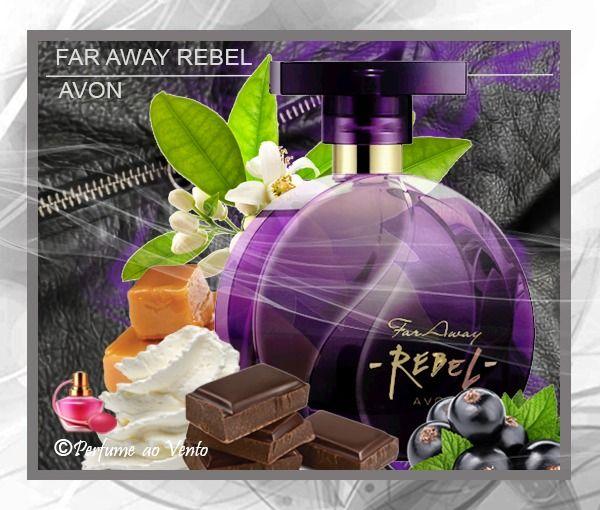 FAR AWAY REBEL, еще один аромат от Avon Far Away Line [§125]