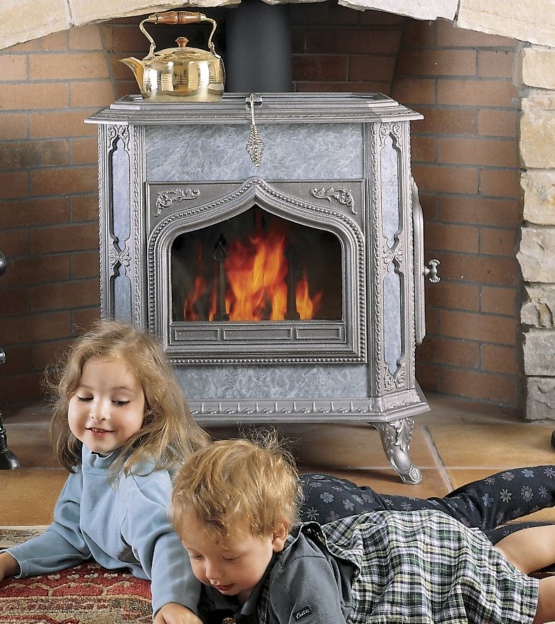 Fireview Soapstone Wood Stove More