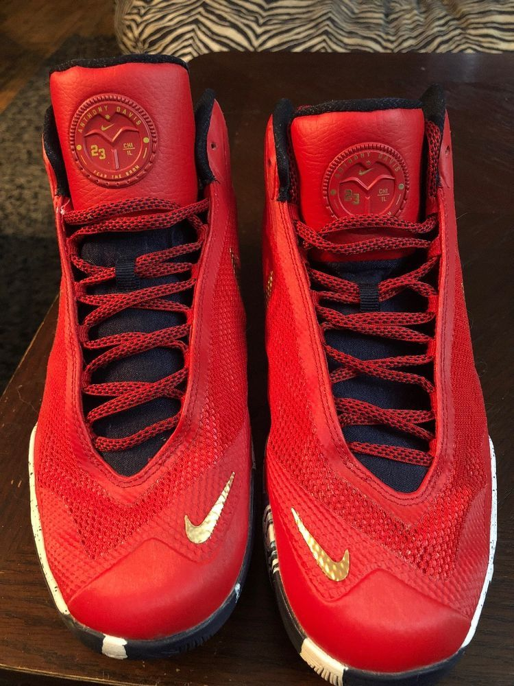 1fcbb2721bee Anthony Davis Shoes Red Size 10  fashion  clothing  shoes  accessories   mensshoes  athleticshoes (ebay link)