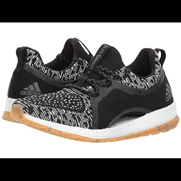Adidas Shoes Adidas Pureboost X Atr Running Shoe Color Black White Size 7 5 Shoes Adidas Pure Boost Comfy Shoes