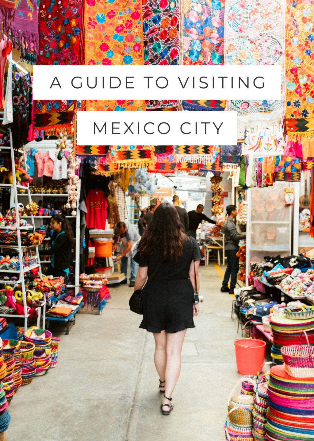 Travel Mexico City (Mexico): Mexico City Travel Guide.  A comprehensive guide to visiting CDMX, Mexico-- one of the ...