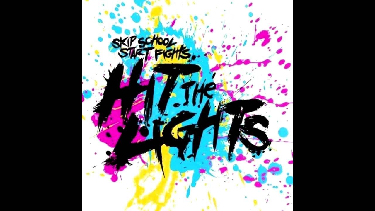 Hit The Lights - Back Breaker